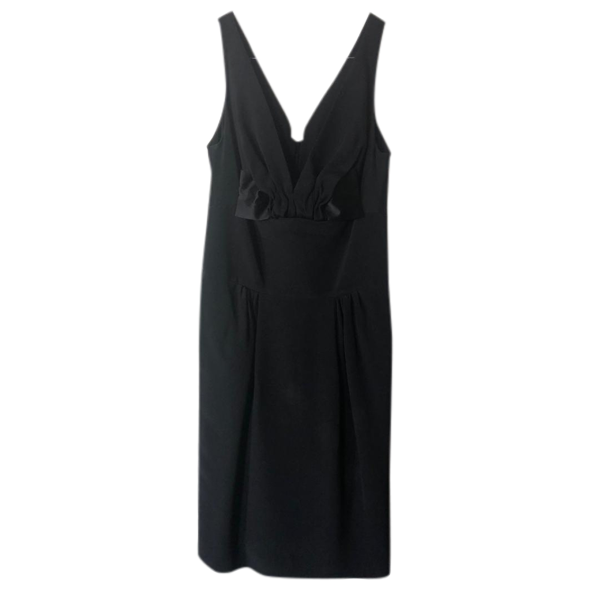 Dsquared2 \N Black Silk dress for Women 42 IT