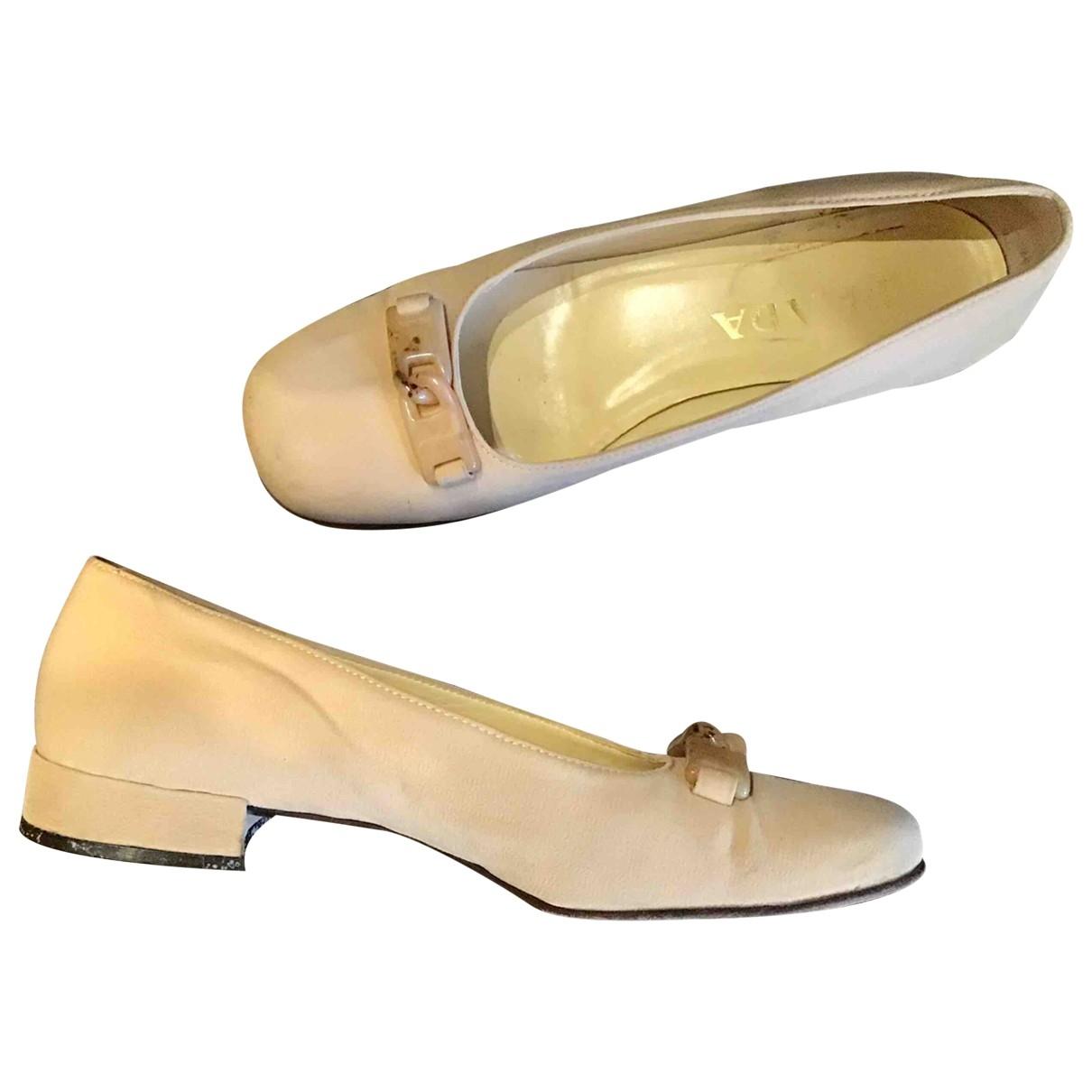 Bailarinas de Lona Prada