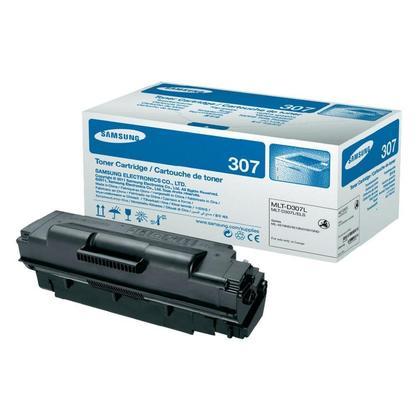Samsung MLT-D307L Original Black Toner Cartridge High Yield