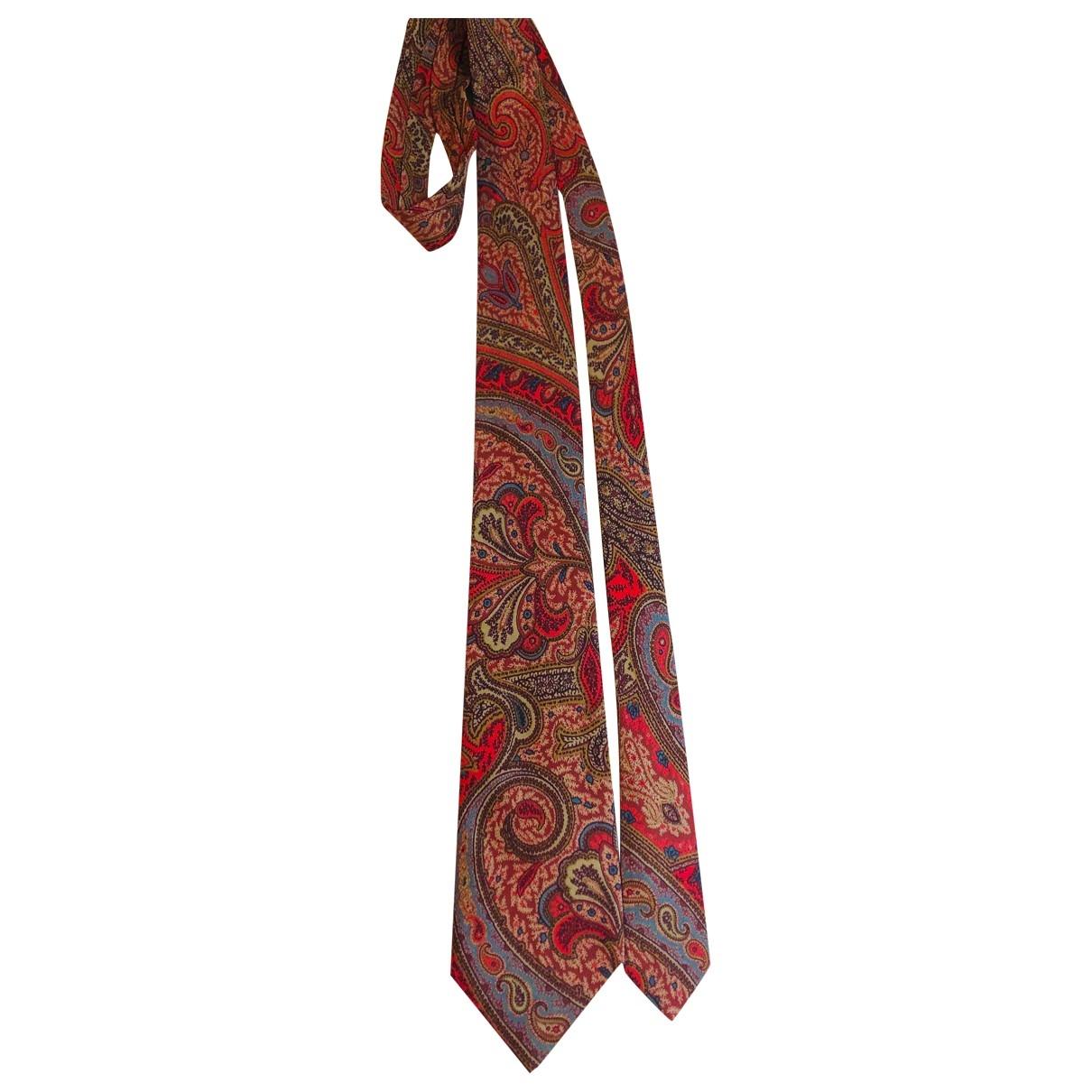 Corbata de Seda Etro