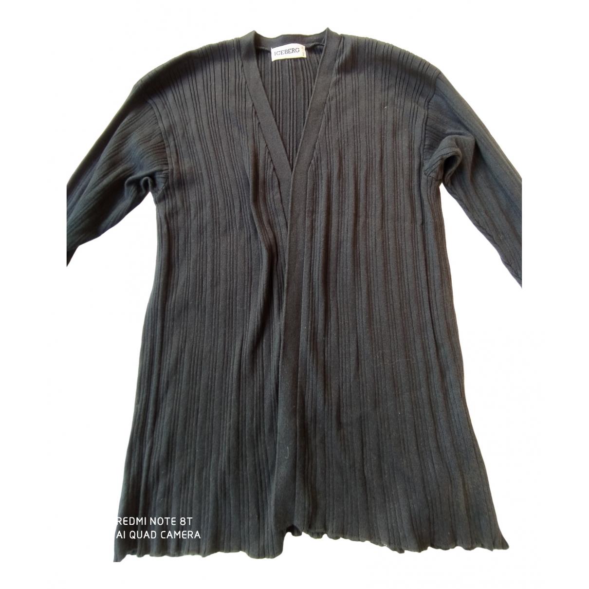 Iceberg \N Black Knitwear for Women 42 IT