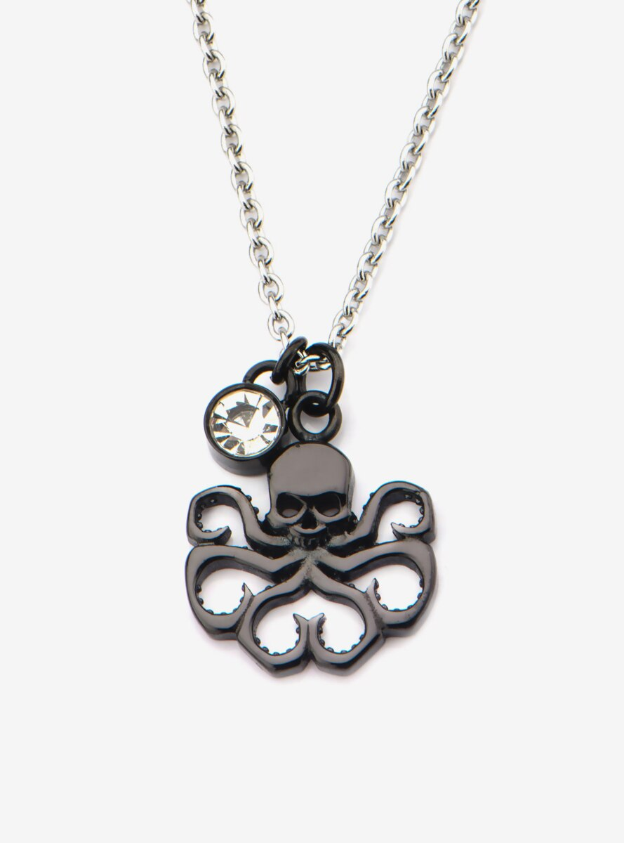 Marvel Cut Out Hydra Pendant