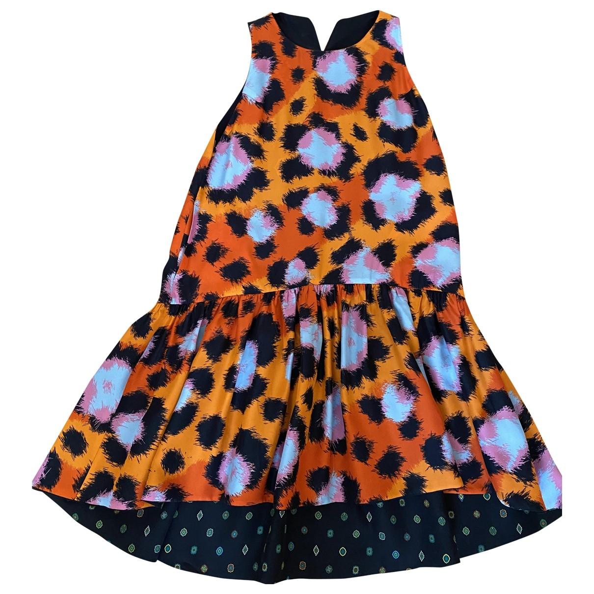 Mini vestido Kenzo X H&m