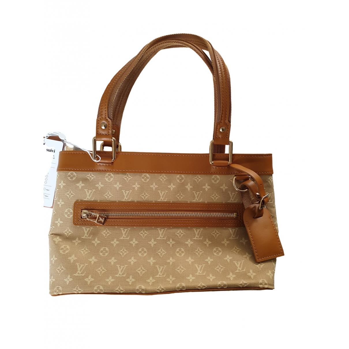 Bandolera Lucile  de Lona Louis Vuitton