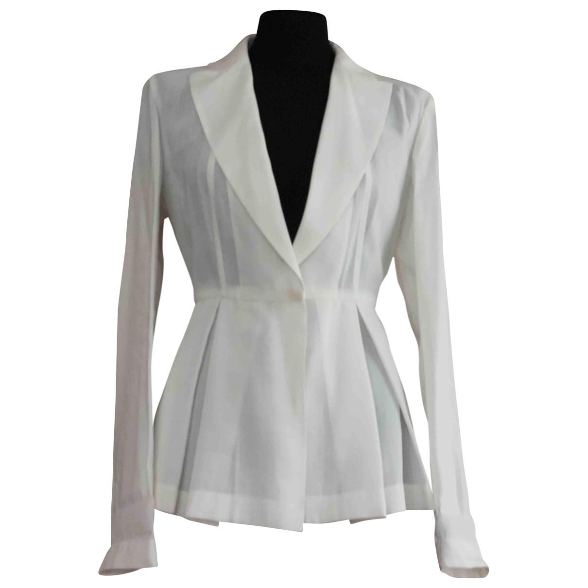 Sport Max - Veste   pour femme - blanc