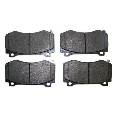Crown Automotive Front Disc Brake Pad Set - 5174311AB