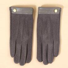 1pair Minimalist Gloves