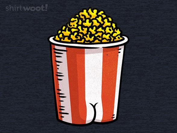 Buttery Popcorn T Shirt
