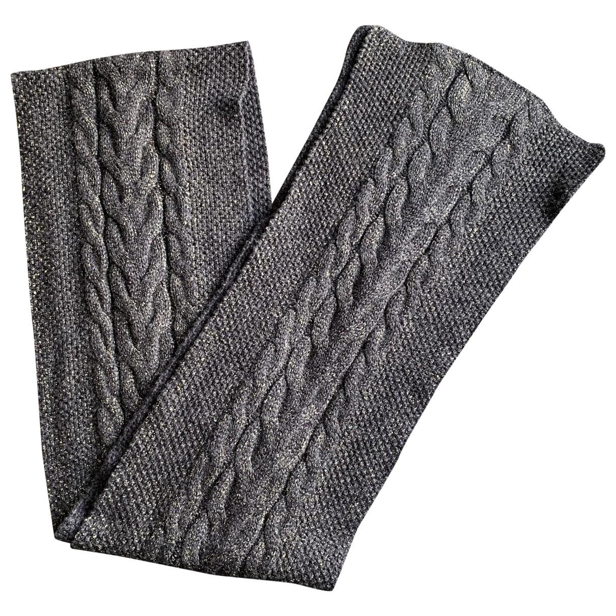 Comptoir Des Cotonniers \N Schal in  Braun Wolle