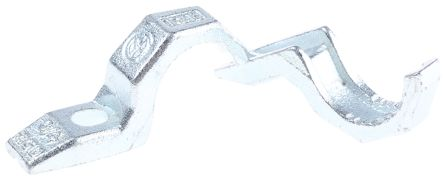 Thomas & Betts Cable Conduit Strap Natural Screw Malleable Iron Conduit Strap (5)