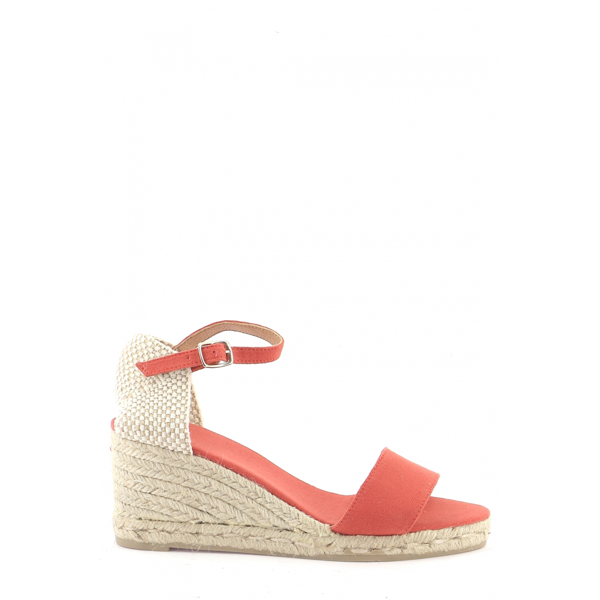 Sandalias de Lona Castaner