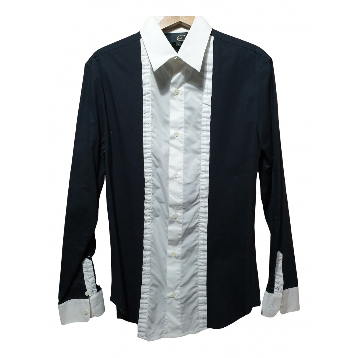 Just Cavalli \N Black Shirts for Men L International