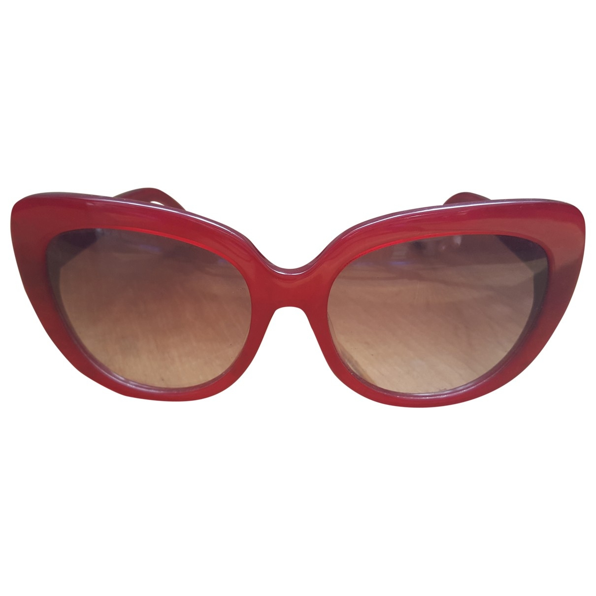 Liu.jo \N Red Sunglasses for Women \N