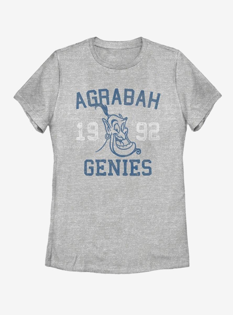 Disney Aladdin GENIES Womens T-Shirt