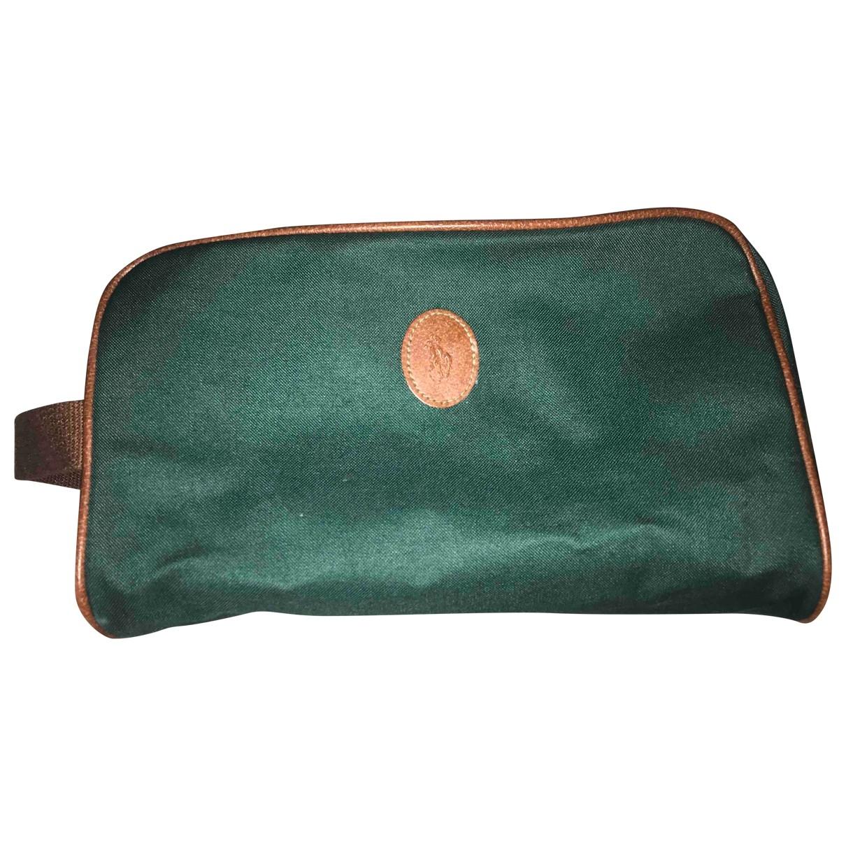 Polo Ralph Lauren - Petite maroquinerie   pour homme - vert