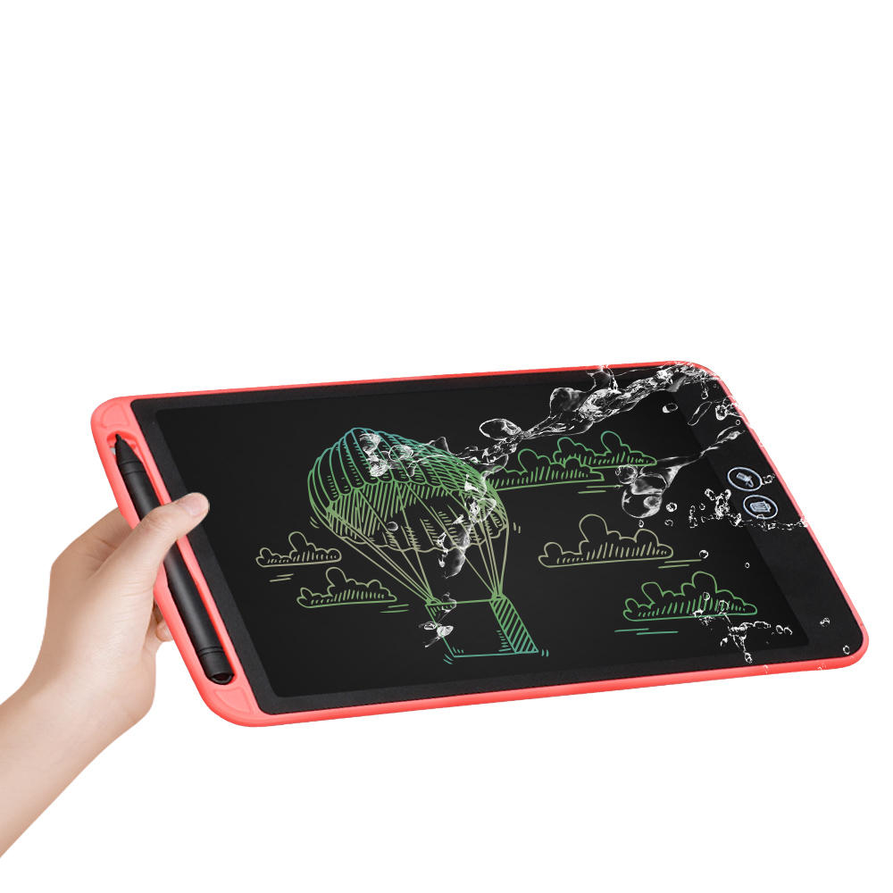 A2 8.5inch LCD Writing Tablet Drawing Notepad Electronic Handwriting Painting Office Pad Waterproof Screen Lock Key One-