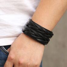 Maenner Gewebtes Armband