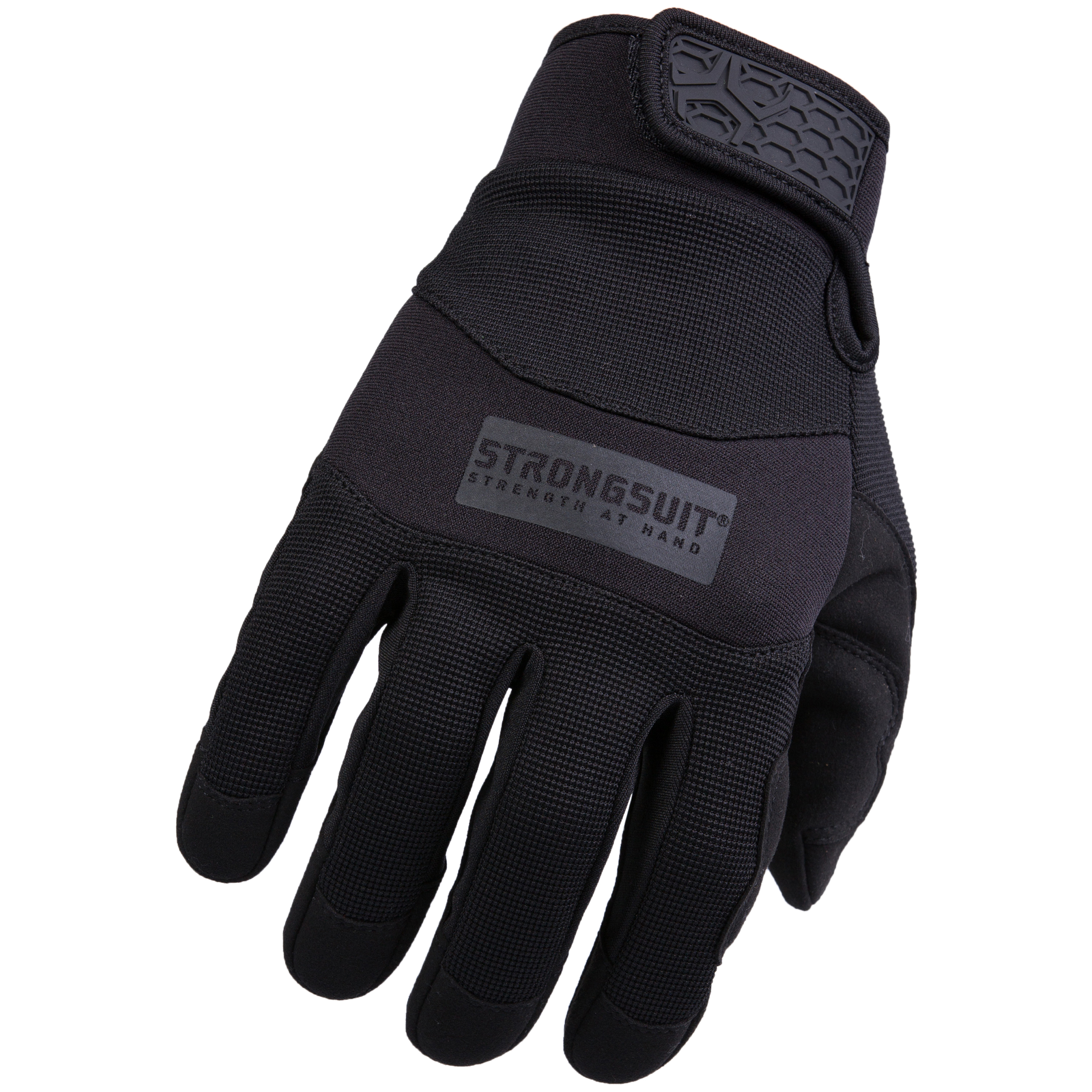 General Utility Mens Gloves,  Black,  Small