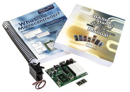 Parallax Inc BASIC Stamp Discovery Kit, USB Version