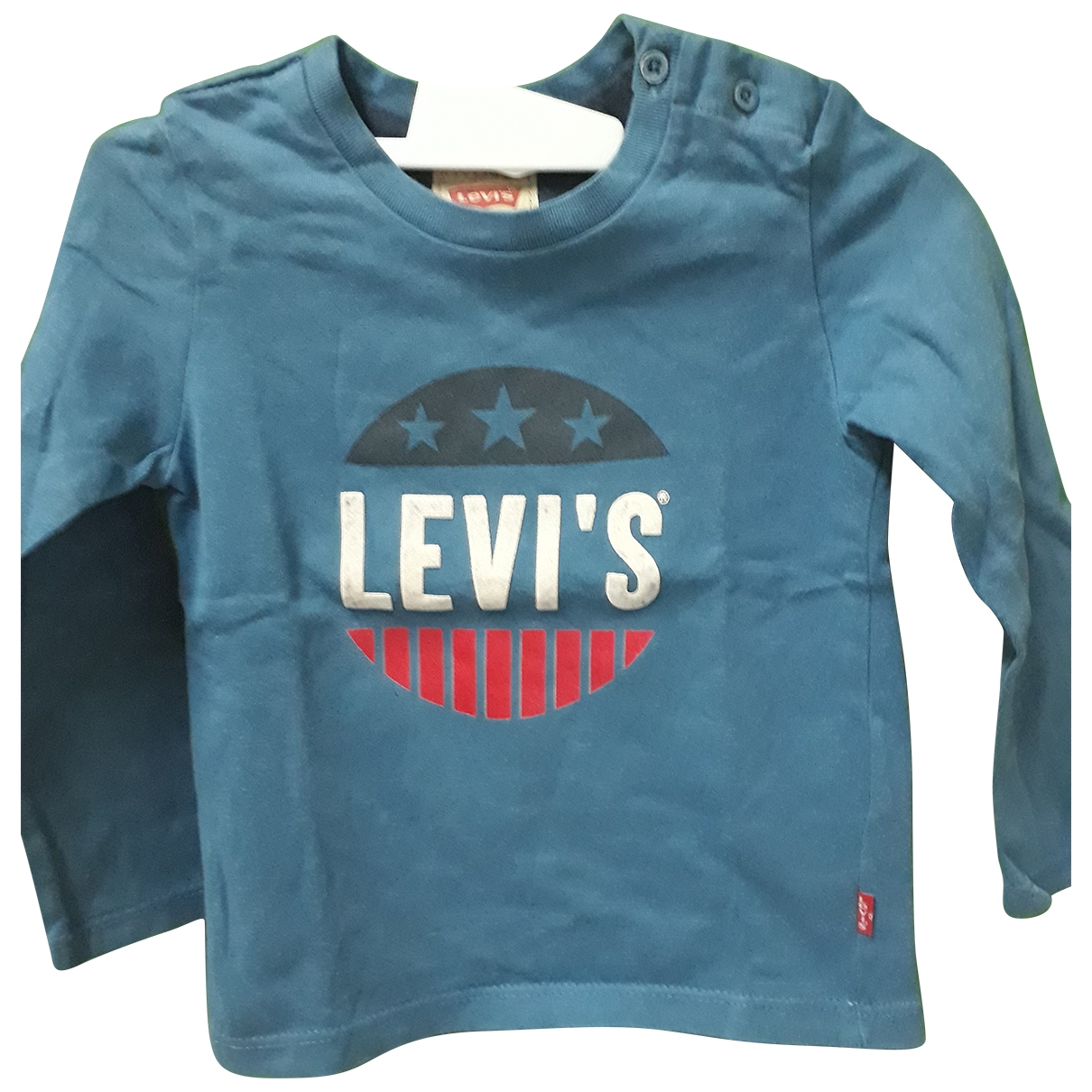Levi's \N Blue Cotton Knitwear for Kids 2 years - until 34 inches UK
