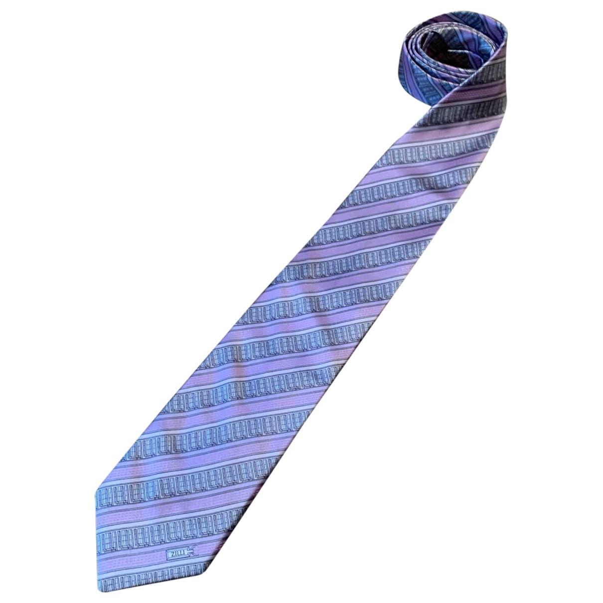 Corbata de Seda Zilli