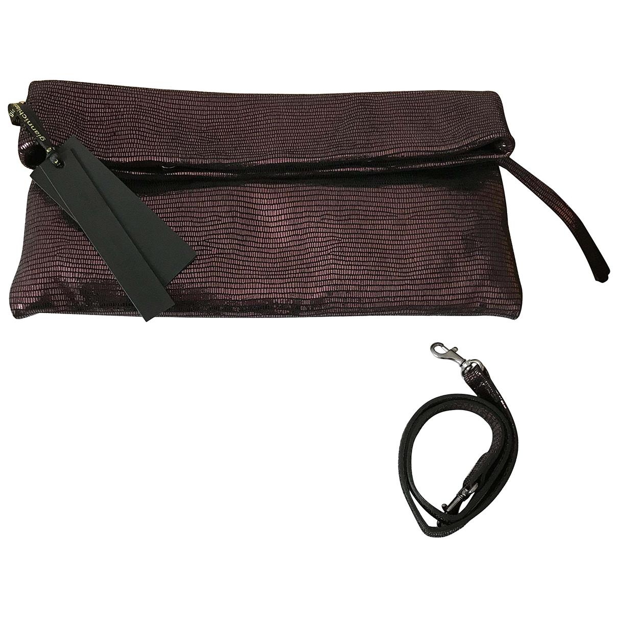 Gianni Chiarini \N Leather Clutch bag for Women \N
