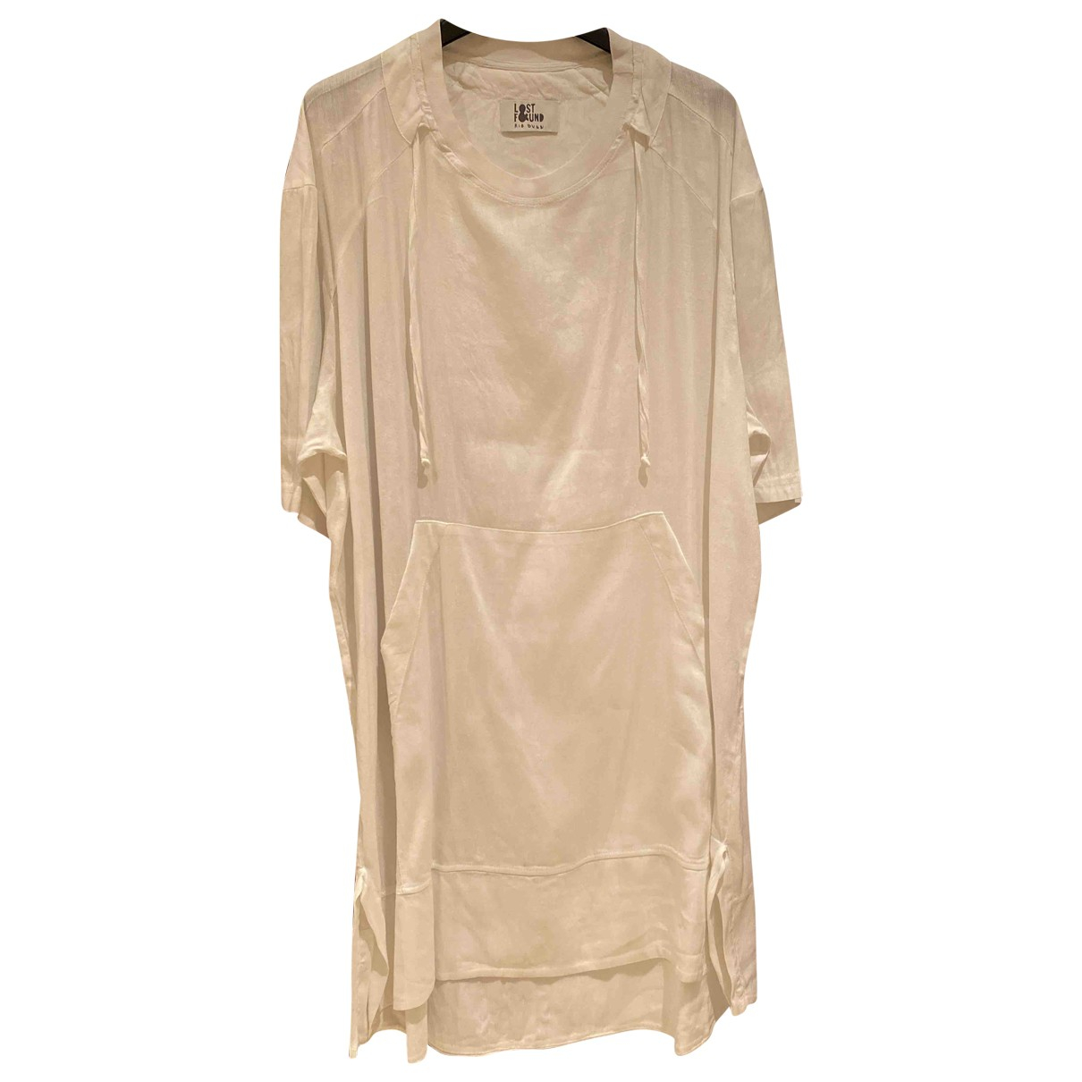 Lost & Found Ria Dunn - Chemises   pour homme en lin - blanc