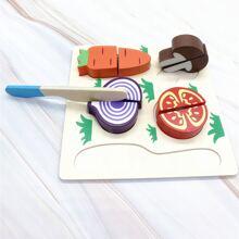 10 Stuecke Baby Gemuese formiges Spielzeug