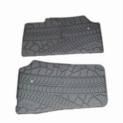 Jeep Front Slush Mats (Slate Gray) - 82213861