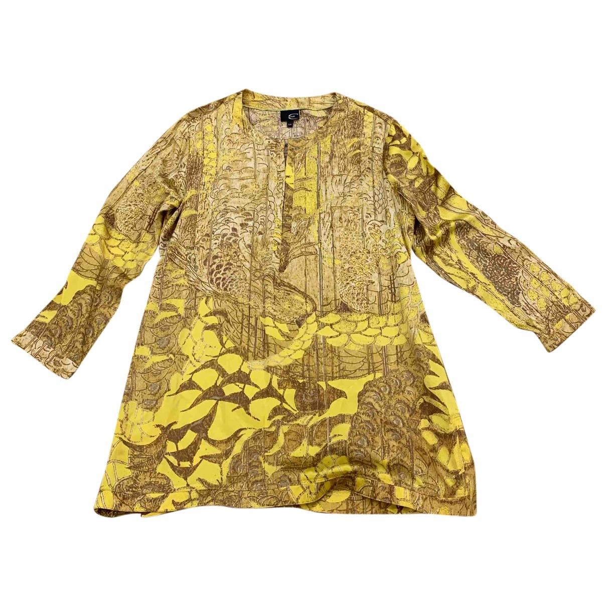 Just Cavalli \N Silk  top for Women 54-56 IT