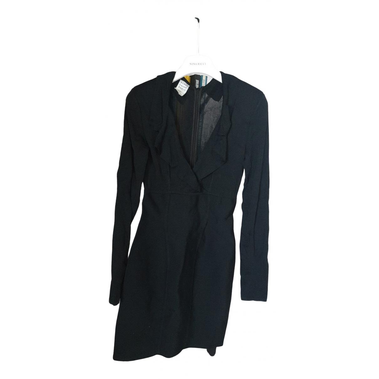 Herve Leger N Black dress for Women 36 FR