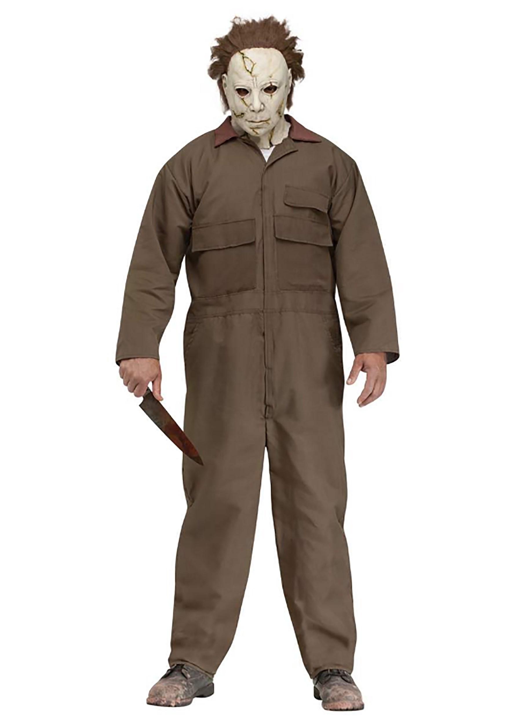 Rob Zombie Halloween Michael Myers Costume for Men