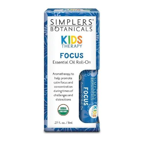 Kids Therapy Focus Roll-On 8 ml by Living Flower Essences