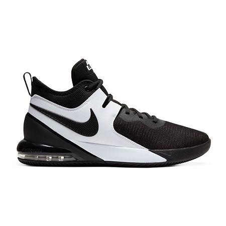 Nike Air Max Impact Mens Basketball Shoes, 11 1/2 Medium, Black