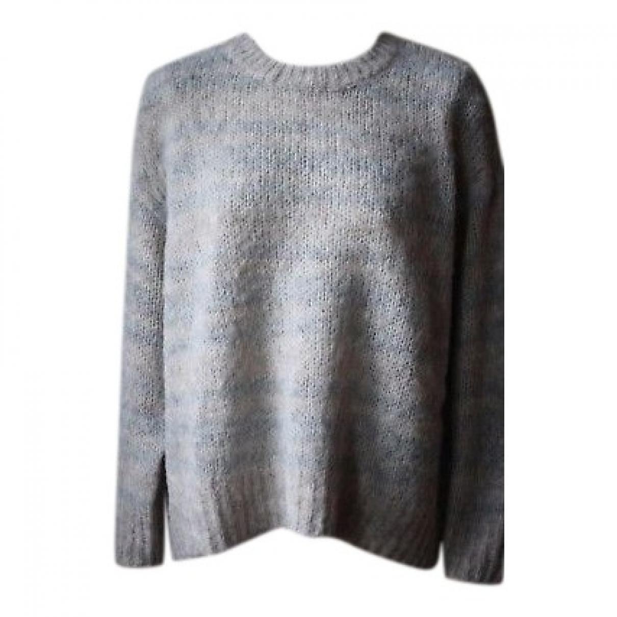 Iro \N Pullover in  Grau Wolle