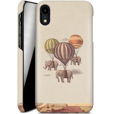 Apple iPhone XR Smartphone Huelle - Flight Of The Elephants von Terry Fan