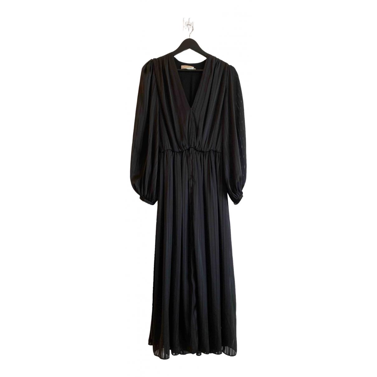 Zimmermann \N Black dress for Women 1 0-5