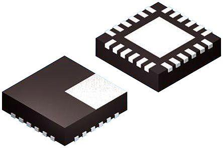 Renesas Electronics R5F1007EANA#U0, 16bit RL78 Microcontroller, RL78/G13, 32MHz, 4 kB, 64 kB Flash, ROM, 24-Pin WQFN (2)