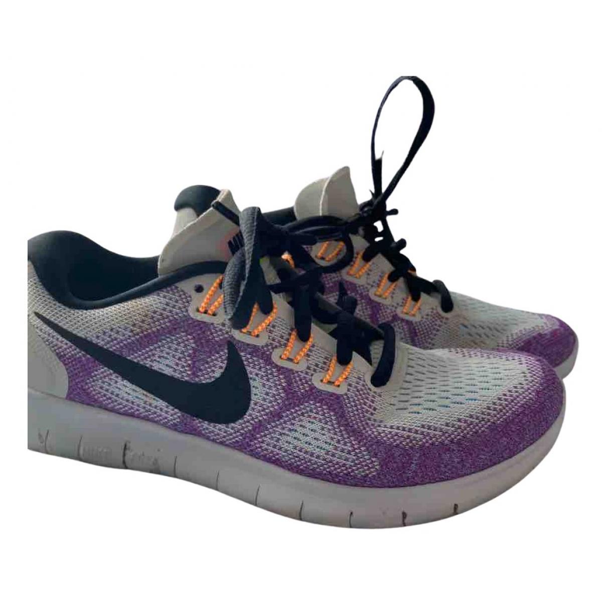 Deportivas Free Run de Lona Nike