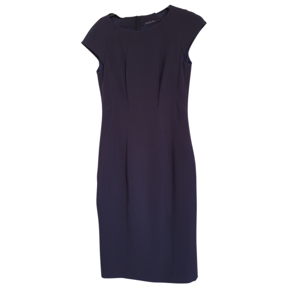 Marc Cain \N Kleid in  Blau Polyester