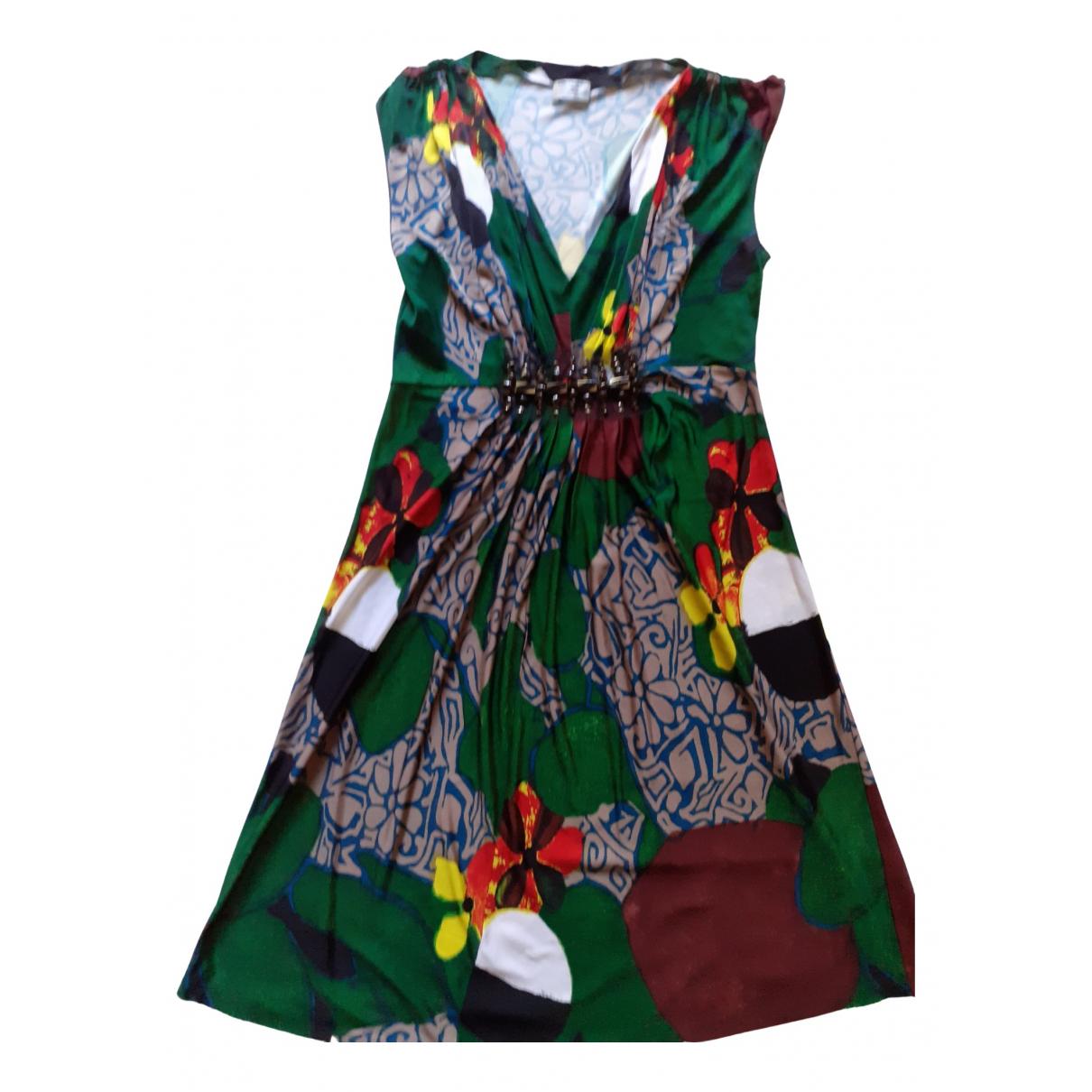 Philosophy Di Alberta Ferretti - Robe   pour femme en coton - elasthane - multicolore