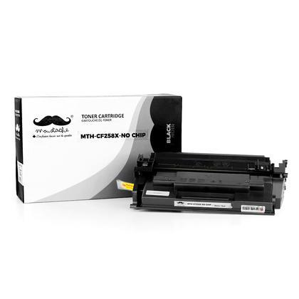 Compatible HP LaserJet Pro M404n cartouche toner noir (sans puce) de Moustache, haut rendement