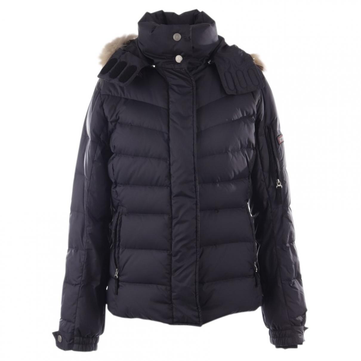 Bogner \N Blue jacket for Women 36 FR