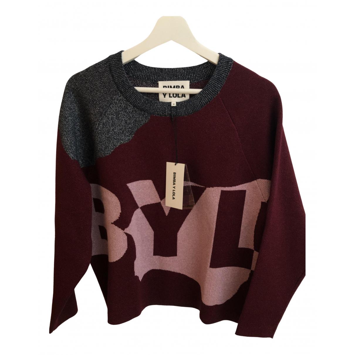 Bimba Y Lola \N Pink Knitwear for Women 38 FR