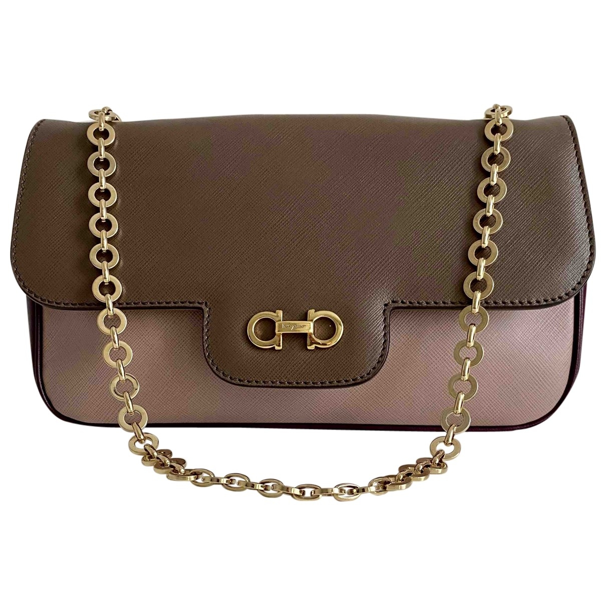 Salvatore Ferragamo \N Multicolour Leather handbag for Women \N