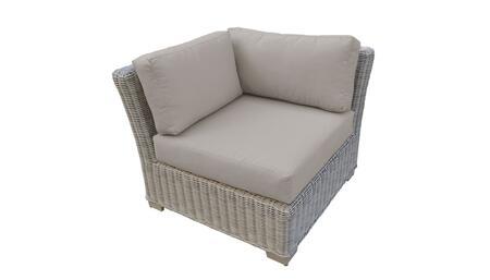 TKC038b-CS-BEIGE Corner Chair - 2 Sets of Beige