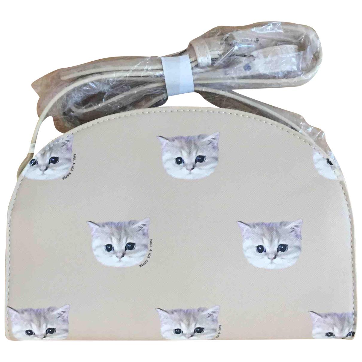 Paul & Joe Sister N Beige handbag for Women N