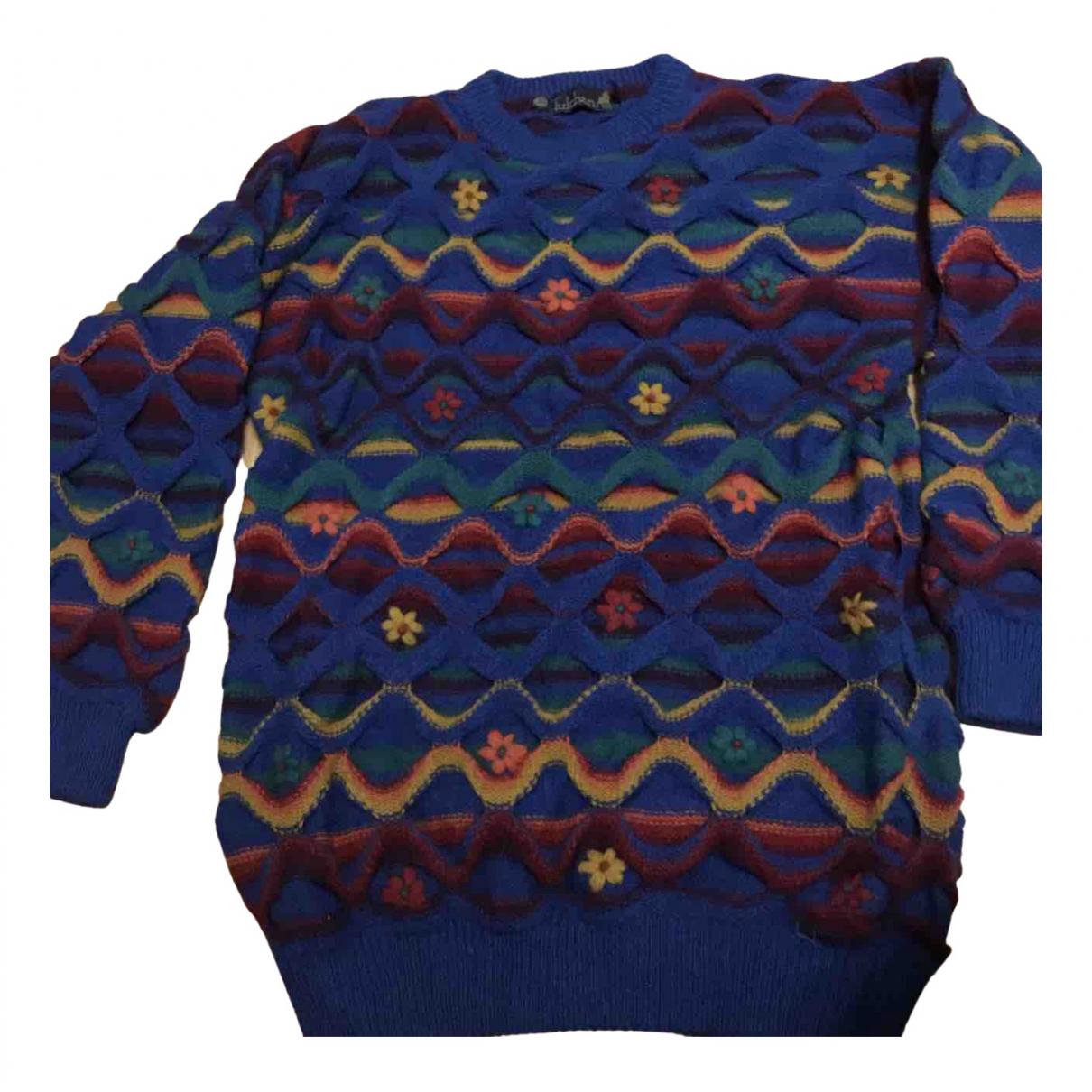- Pulls.Gilets.Sweats   pour homme en laine - multicolore