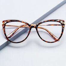 Brille mit Cat Eye Design