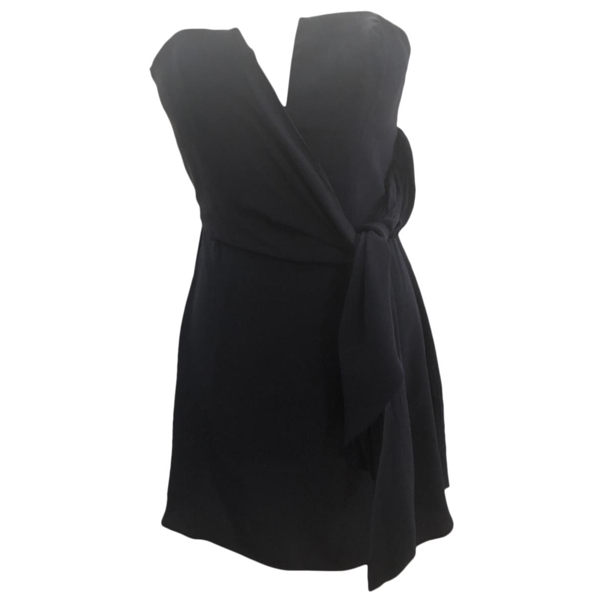 Zimmermann N Blue Silk dress for Women 1 0-5